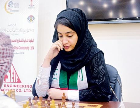 افتتاح بطولة اليوم الوطني للشطرنج