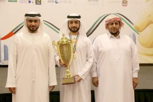 بعد فوز سالم عبد الرحمن ببطولة كأس رئيس الدولة 2016 الشارقة للشطرنج يهدي الإنجاز لحاكم الشارقة