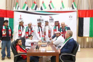 الشيخ سعود المعلا يفتتح بطولة اليوم الوطني الفرقية